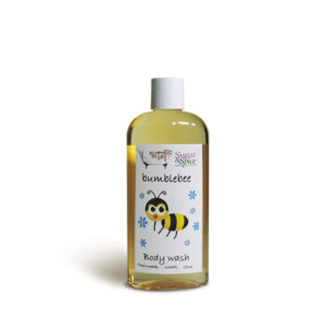 Bumblebee Natural Shower Gel Sugar and Spice Bath and Body Maple Ridge BC