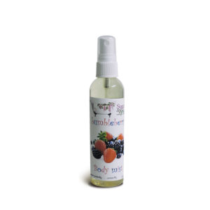 Bumbleberry Natural Body Mist Sugar and Spice Bath and Body Maple Ridge BC