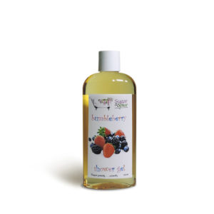 Bumbleberry Natural Shower Gel Sugar and Spice Bath and Body Maple Ridge BC
