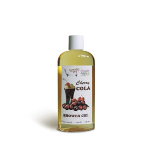 Cherry Cola Natural Shower Gel Sugar and Spice Bath and Body Maple Ridge BC