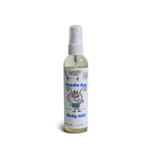 Doodle Bug Natural Body Mist Sugar and Spice Bath and Body Maple Ridge BC