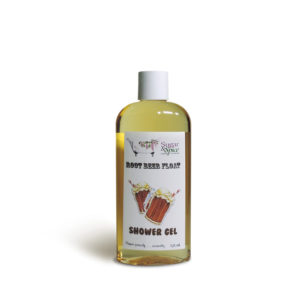 Root Beer Natural Shower Gel Sugar and Spice Bath and Body Maple Ridge BC
