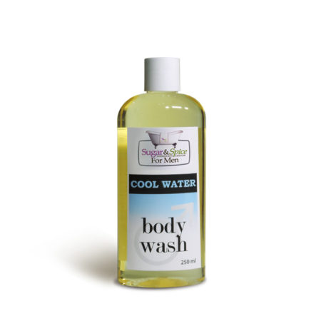Cool Water Natural Shower Gel Sugar and Spice Maple Ridge BC
