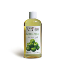 Green Apple Natural Shower Gel Sugar and Spice Maple Ridge BC