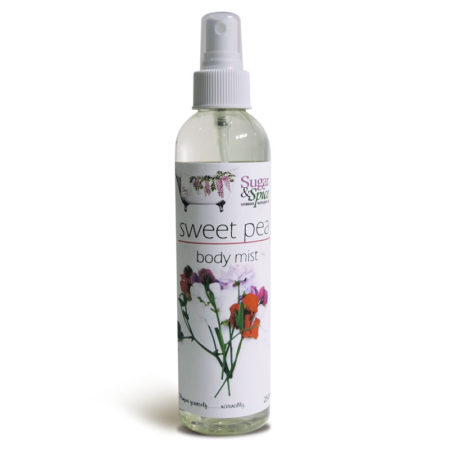 Sweet Pea Body Mist