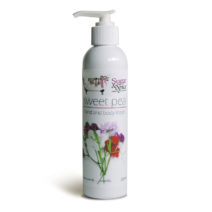 sweet pea hand and body lotion