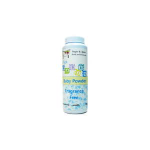 Fragrance Free Baby Powder