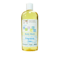 Fragrance Free Baby Body Wash