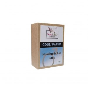 Cool Water Bar Soap