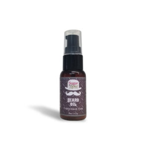 Fragrance Free Beard Oil all Natural product from Sugar and Spice Bath and Body Maple Ridge BC