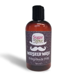 Fragrance Free Whisker Wash all Natural product from Sugar and Spice Bath and Body Maple Ridge BC