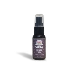 Fresh n Clean Beard Oil all Natural product from Sugar and Spice Bath and Body Maple Ridge BC