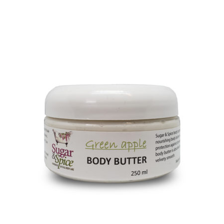 Green Apple Natural Body Butter Sugar and Spice Bath and Body Maple Ridge BC