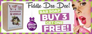 Buy 3 Bars of Natural Soap get 1 Free from Sugar and Spice Bath and Body Maple Ridge BC