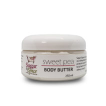 Sweet Pea Natural Body Butter Sugar and Spice Bath and Body Maple Ridge BC