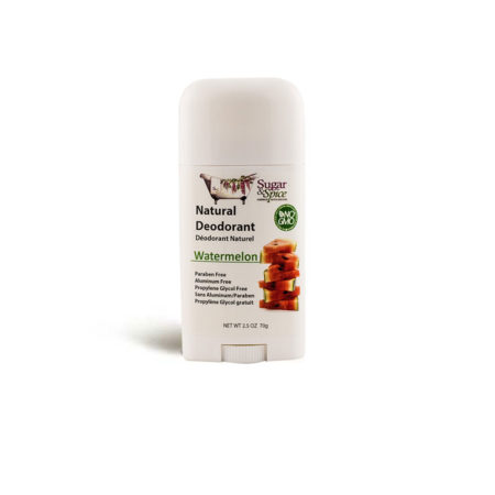 watermelon natural deodorant