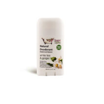 white tea & ginger natural deodorant